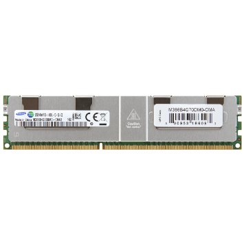 Memory 32GB DDR3l Reg Pc1600 ECC (4rx4)