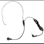 Pyle PWMA50B headset Head-band Binaural Black
