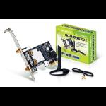 Gigabyte GC-WB867D-I Internal WLAN/Bluetooth 867Mbit/s networking card