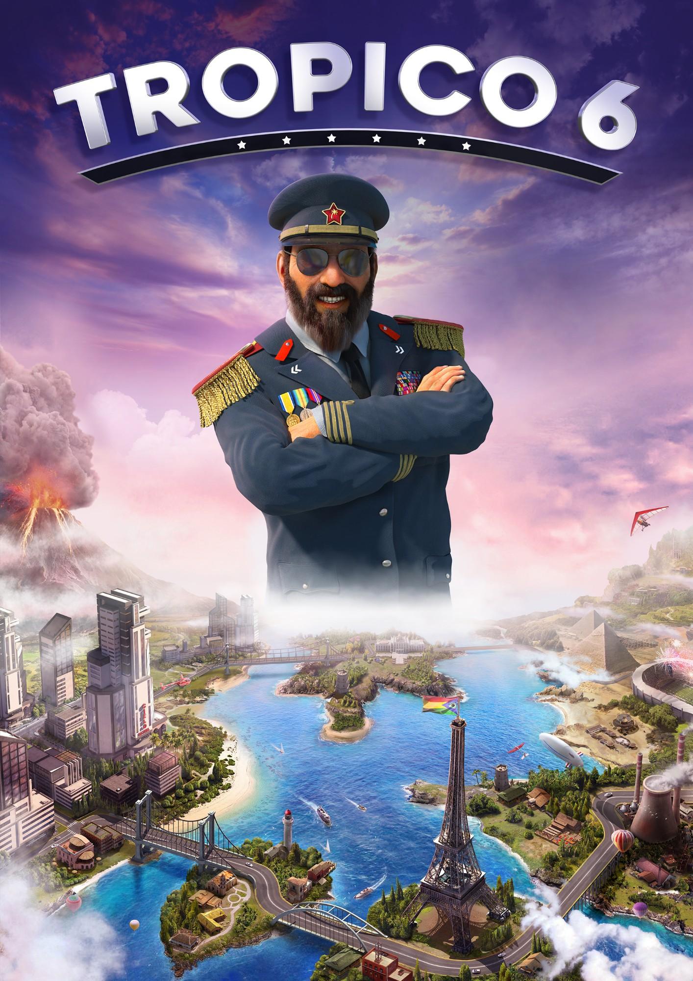Nexway Tropico 6, PC vídeo juego Básico Español