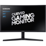 "Samsung C24FG73FQU LED display 59.7 cm (23.5"") Full HD QLED Curved Black"