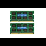 Hypertec MC644G/A-HY memory module 4 GB 2 x 2 GB DDR3 1066 MHz