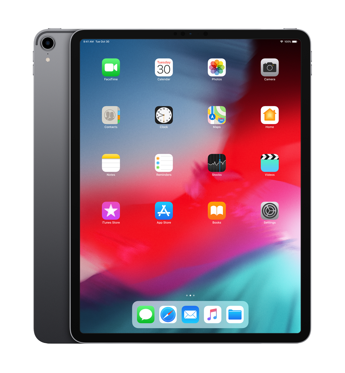 Apple iPad Pro tablet A12X 64 GB Grey