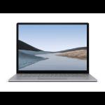 "Microsoft Surface Laptop 3 Platinum Notebook 38.1 cm (15"") 2496 x 1664 pixels Touchscreen 10th gen Intel® Core™ i5 16 GB DDR4-SDRAM 256 GB SSD Windows 10 Pro"