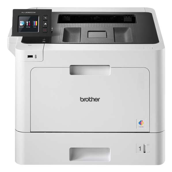 Brother HL-L8360CDW impresora láser Color 2400 x 600 DPI A4 Wifi