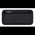 Crucial X8 2000 GB Black