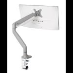 "Kensington K55470EU flat panel desk mount 81.3 cm (32"") Clamp/Bolt-through Grey,Silver"