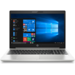 "HP ProBook 450 G6 Silver Notebook 39.6 cm (15.6"") 1366 x 768 pixels 8th gen Intel® Core™ i5 i5-8265U 8 GB DDR4-SDRAM 256 GB SSD"