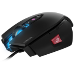 Corsair M65 PRO RGB FPS mice USB Optical 12000 DPI Right-hand Black