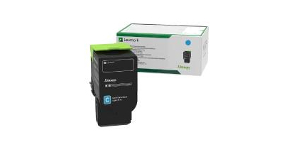 Lexmark 78C2UC0 Toner cyan, 7K pages