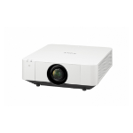 Sony VPL-FHZ61 data projector 5100 ANSI lumens 3LCD WUXGA (1920x1200) Desktop projector Black, White