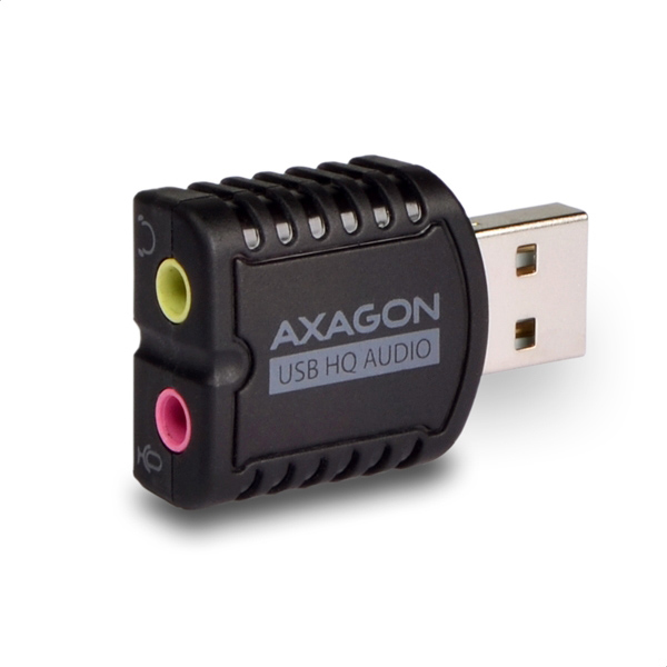 Axagon ADA-17 audio card USB