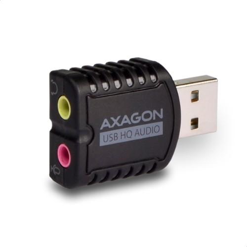 Axagon ADA-17 audio card USB