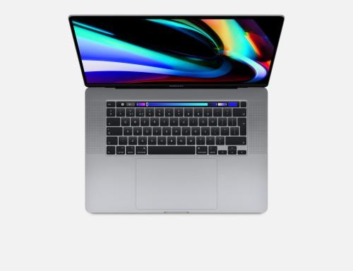 "Apple MacBook Pro Grey Notebook 40.6 cm (16"") 3072 x 1920 pixels 9th gen Intel® Core™ i9 16 GB DDR4-SDRAM 1024 GB SSD macOS Catalina"