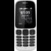 "Nokia 105 4.57 cm (1.8"") 73 g White Feature phone"