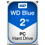 Western Digital Blue 3.5 Zoll 2000 GB Serial ATA III