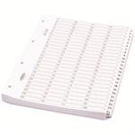 Concord INDEX 1-100 A4 WHITE CS57