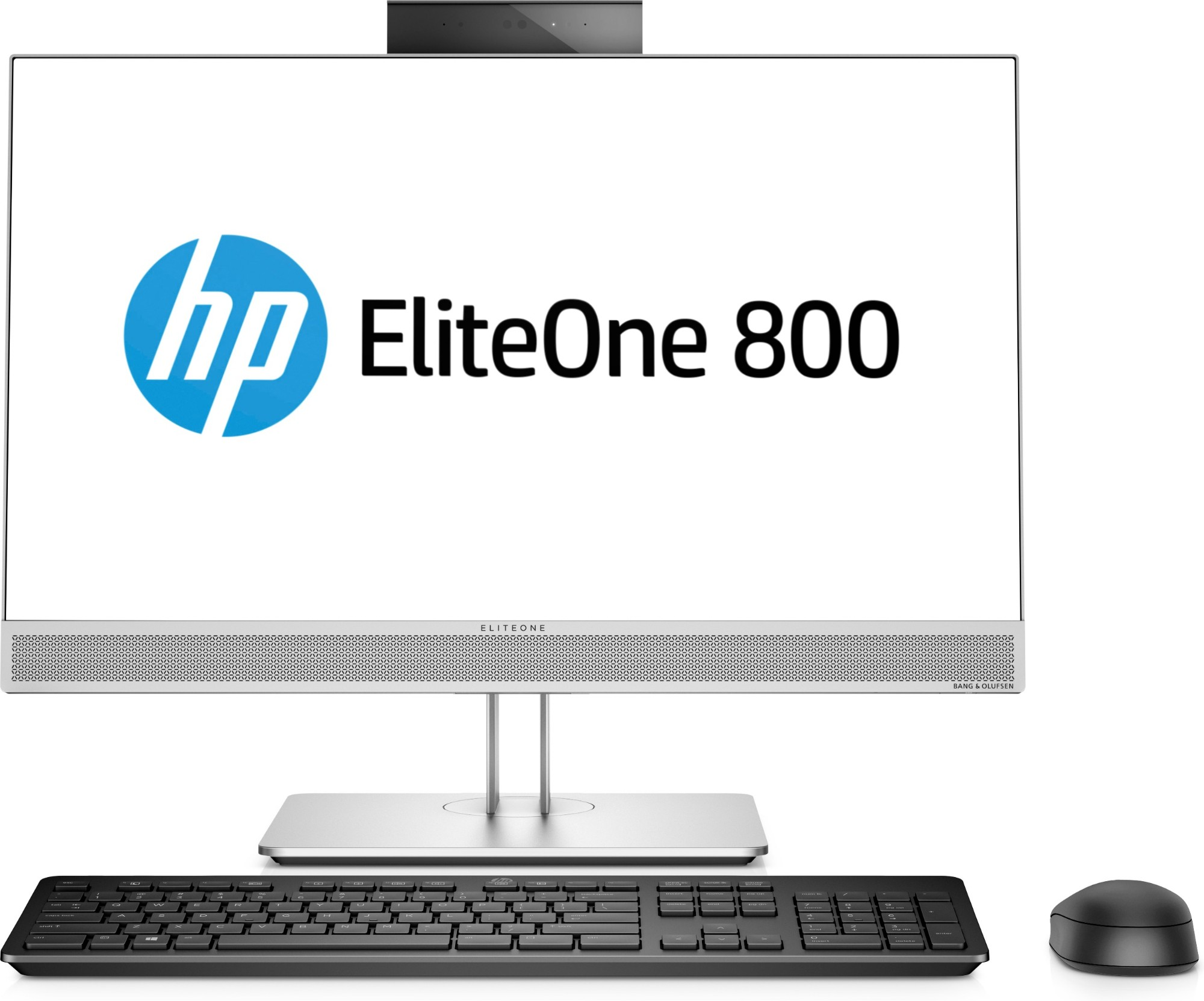 "HP EliteOne 800 G3 3.4GHz i5-7500 23.8"" 1920 x 1080pixels Silver All-in-One PC"