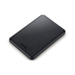 Buffalo MiniStation Slim 1000GB Black external hard drive