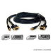 Belkin F3X1895-06-GLD keyboard video mouse (KVM) cable