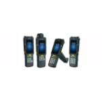 "Zebra MC3300 PDA 10,2 cm (4"") 800 x 480 Pixels Touchscreen 375 g Zwart"