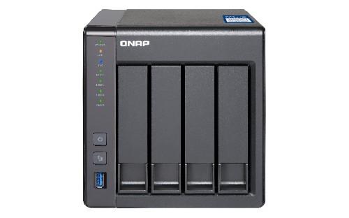 QNAP TS-431X-8G/40TB-ULTRA storage server Ethernet LAN Tower Black NAS