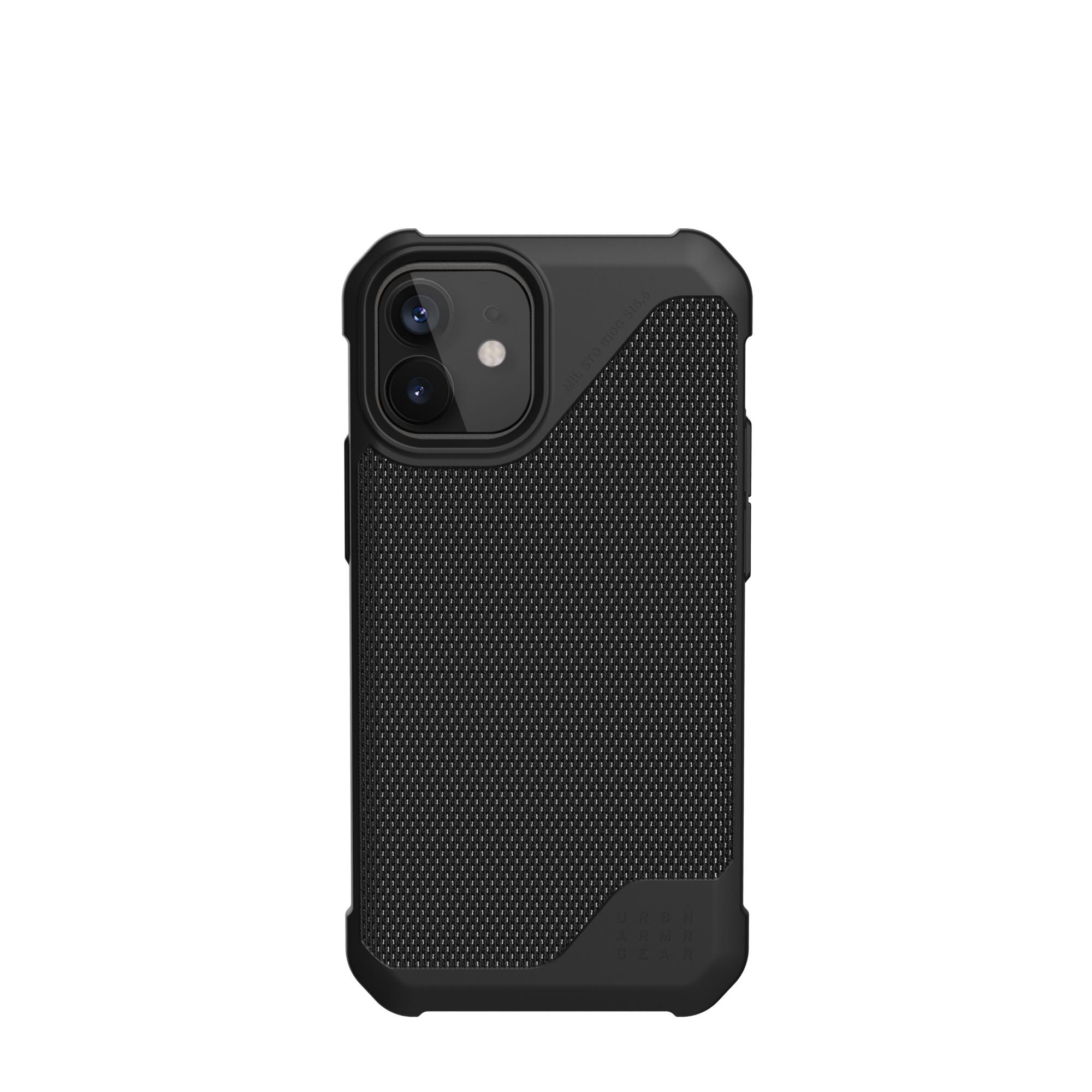 "Urban Armor Gear Metropolis LT Series funda para teléfono móvil 13,7 cm (5.4"") Negro"
