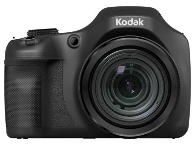 Kodak PIXPRO AZ652 20 MP BSI CMOS Black
