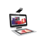 """HP Sprout Pro 3.4GHz i7-6700 23"""" 1920 x 1080pixels Touchscreen Black,Silver All-in-One workstation"""