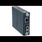 Trendnet TFC-1000MSC 2000Mbit/s 1310nm Multi-mode Gris convertidor de red dir