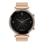 "Huawei Watch GT2 AMOLED 3.05 cm (1.2"") Gold GPS (satellite)"