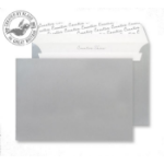 Blake Creative Shine Wallet Peel and Seal Metallic Silver C5 162×229mm 130gsm (Pack 25)