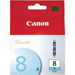 Canon 0624B001 (CLI-8 PC) Ink cartridge bright cyan, 5.72K pages, 13ml