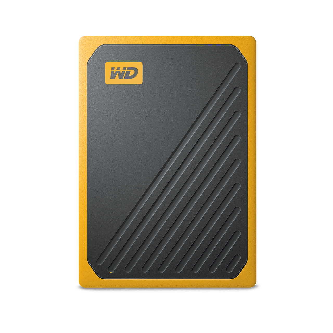 Sandisk My Passport Go 2000 GB Zwart, Oranje