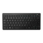 HP F3J73AA Bluetooth Black keyboard