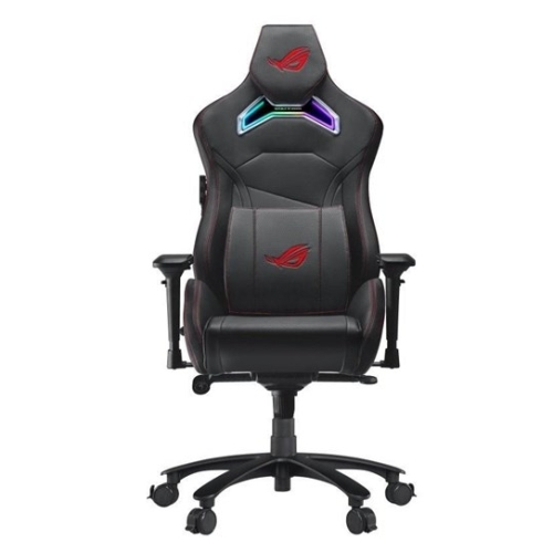 ASUS ROG Chariot Core Gaming Chair Racing-Car Style Steel Frame PU Leather Memory-Foam Lumbar 4D Armrests