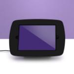 "Bouncepad Flip tablet security enclosure 32.8 cm (12.9"") Black"