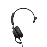 Jabra Evolve2 40, MS Mono Headset Head-band Black