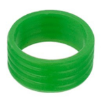 Kramer Electronics CON-RING-COMP/GRN cable boot Green 100 pc(s)
