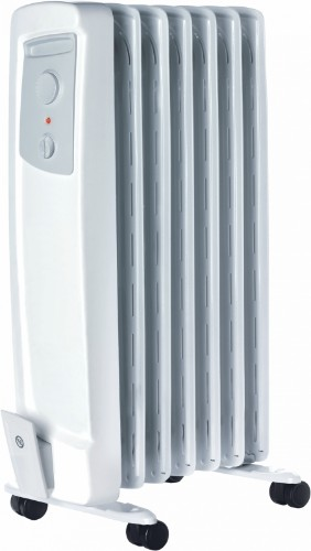 Dimplex OFC1500 electric space heater Oil space heater Indoor White 1500 W