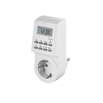 Microconnect GRUTIMER1 White Daily/Weekly timer