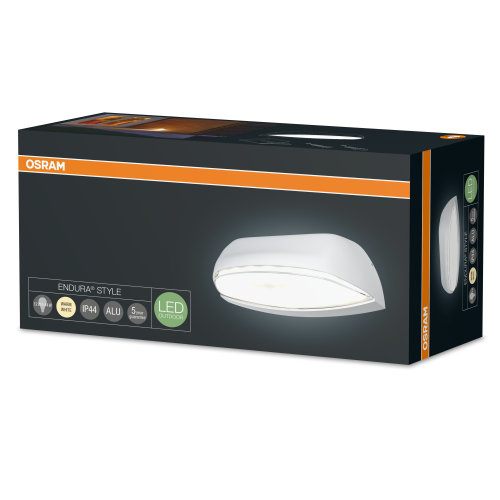 Osram Endura Style Wide Outdoor wall lighting White