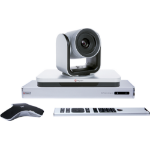 POLY RealPresence Group 500-720p + EagleEye IV 12x video conferencing systeem Ethernet LAN Videovergaderingssysteem voor groepen