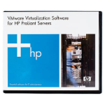 Hewlett Packard Enterprise VMware vSphere Standard 1 Processor 3yr E-LTU/Promo virtualization software