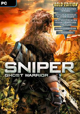 Nexway Sniper: Ghost Warrior - Gold Edition vídeo juego PC Oro Español