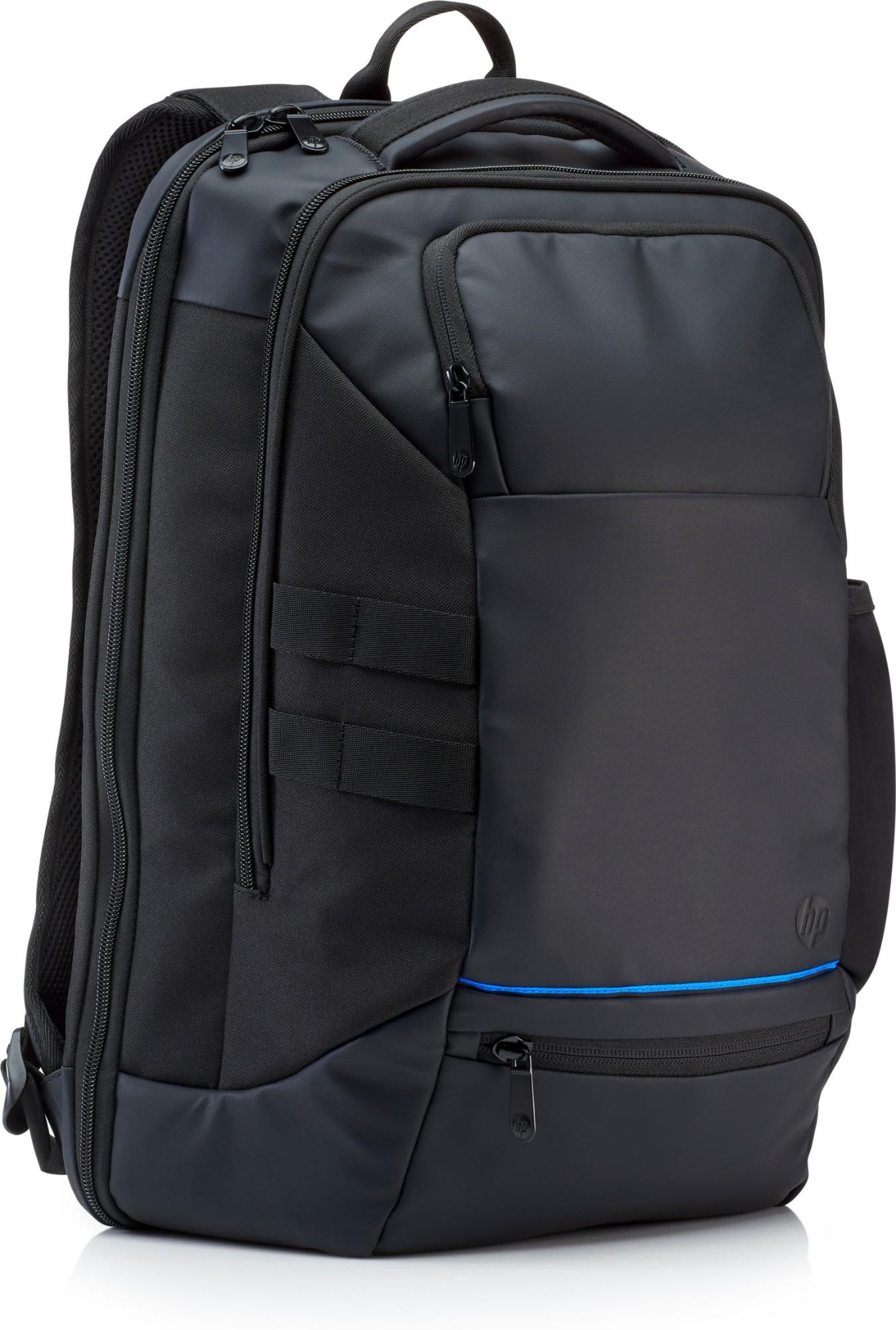 HP Recycled rugzak Polyvinyl Butyral (PVB), Polyethyleentereftalaat (PET) Zwart