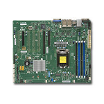 Supermicro X11SSi-LN4F server/workstation motherboard LGA 1151 (Socket H4) ATX Intel® C236