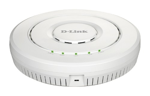 D-Link DWL-8620AP WLAN access point 2533 Mbit/s Power over Ethernet (PoE) White