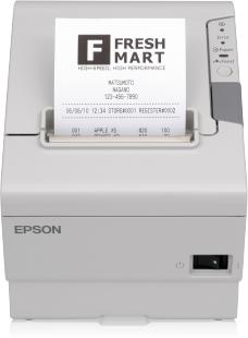 Epson TM-T88V Térmico Impresora de recibos 180 x 180 DPI Inalámbrico y alámbrico