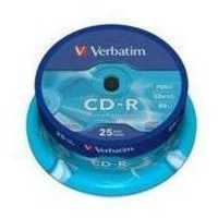 Verbatim CD-R Extra Protection 700 MB 25 pc(s)
